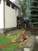 Blitzeinschlag Trafohaus